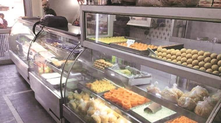 Chandigarh health department, Chandigarh sweet shops inspection, Chandigarh sweet shops, sweet shops in chandigarh, chandigarh news, indian express news