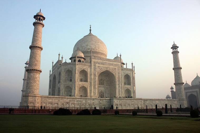 Taj Mahal, Yogi Adityanath, Sangit Som, Laxmi Narayan Chaudhary, Rahul Gandhi, Akhi;lesh Yadav, Taja Mahal Politics, UP politics, UP tourism, India News, Indian Express