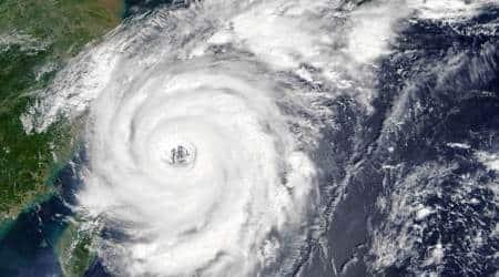 Typhoon Talim disrupts transport in southwesternJapan