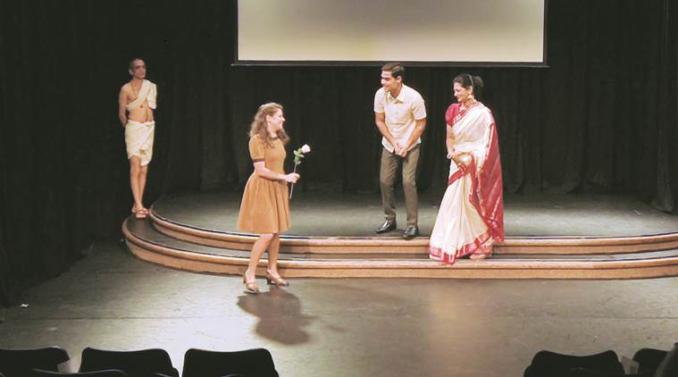 Pramila Le Hunte, I Am Your Love Story, I Am Your Love Story  play, Edinburgh Fringe, art and culture, lifestyle stories, indian express