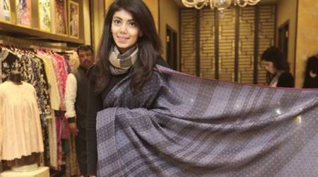 Tanira Sethi, Tanira Sethi latest designs, Tanira Sethi latest pictures, Tanira Sethi sari designs, new fashion designers, indian express, indian express news