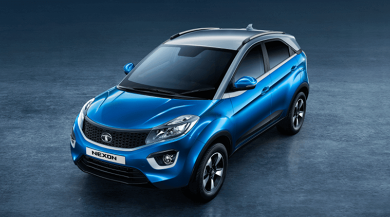 Tata Motors Launches Compact Suv Nexon At Rs 5 87 Auto