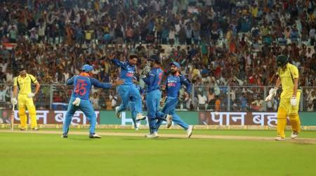 India vs Australia: Kuldeep Yadav's hat-trick, Virat Kohli's 92 give hosts 2-0 lead in the series