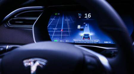 Tesla is said to shift to Intel from Nvidia forinfotainment