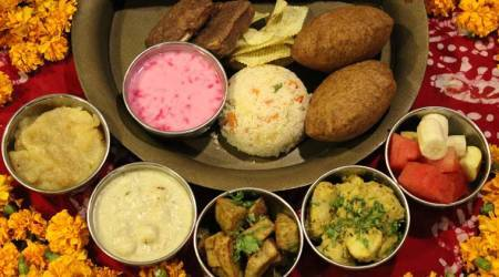 Navratri 2017 special: Indulge in Navratri vrat food, snacks, dinner across Delhi, Mumbai, Kolkata, Bengaluru