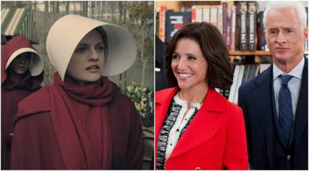 Emmys 2017: Veep and The Handmaid's Tale win top prizes