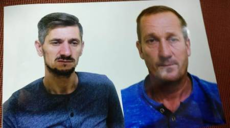 Two foreigners nabbed for ATM datatheft