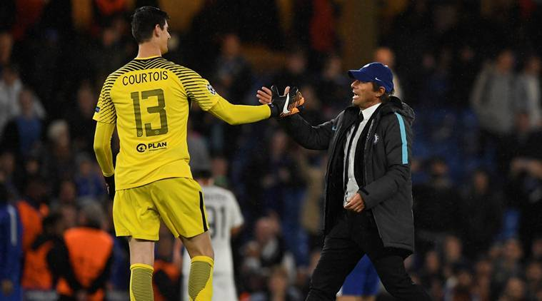 Chelsea vs Arsenal, Arsenal vs Chelsea, Thibaut Courtois, Antonio Conte, Premier League, Football news, Football, Indian Express