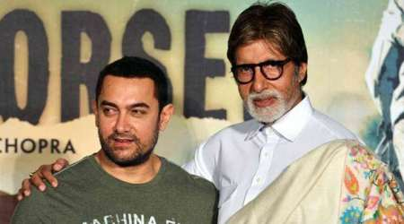 Amitabh Bachchan: I'm shooting day and night for Thugs Of Hindostan