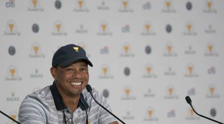 Tiger Woods admits he may never return to competition