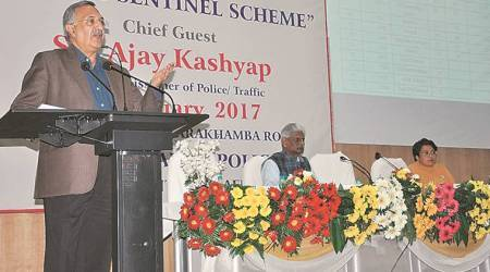 Ajay Kashyap, who gave traffic police online push, is new TiharDG