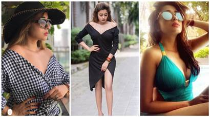 Uttaran fame Tinaa Dattaa has got a makeover and this is how she looks now
