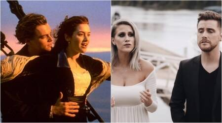 VIDEO: This duet cover of My Heart Will Go On from Titanic will give you goosebumps