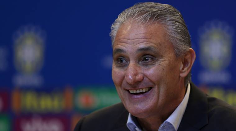 Tite, Brazil, World Cup qualifiers, sports news, football, Indian Express