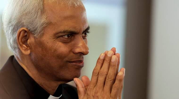 I am grateful to my countrymen for their prayers: Father Tom