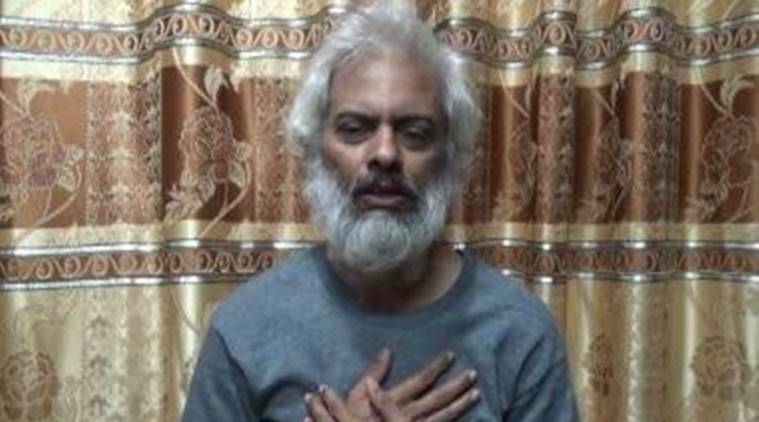 Kidnapped Indian priest free