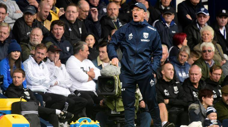 West Brom, Manchester City, Tony Pulis, League Cup, Football news, Indian Express