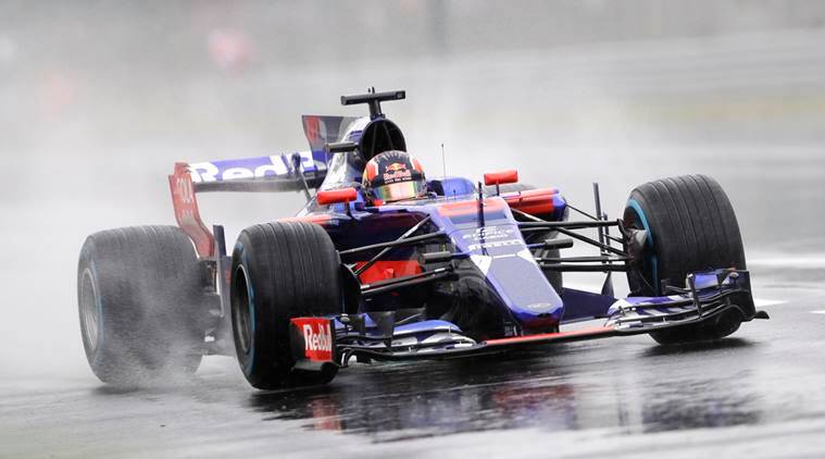 toro rosso, honda formula 1, f1, daniil kvyat, f1 news, sports news, indian express