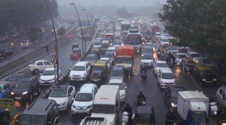 Maharashtra: In 2017, state police registered 78,26,600 cases of trafficviolations