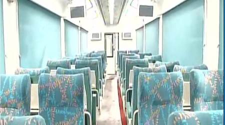 Now, enjoy panoramic views along Mumbai-Goa train route by travelling in glass-roofed Vistadome coach