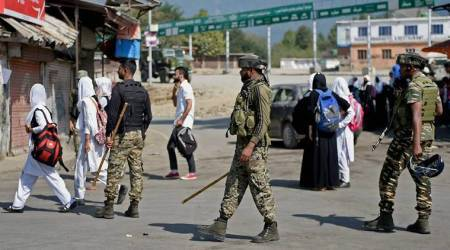 Tral: Attack on cavalcade a cowardly act, says J-K minister NaeemAkhtar