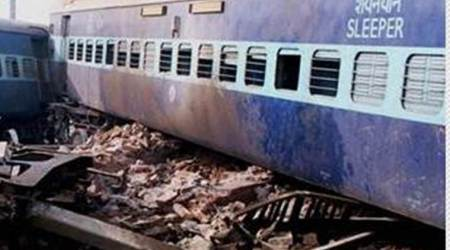 2 coaches of an empty train derail in Agra