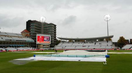 England vs West Indies, 2nd ODI: Match called off after 2.2 overs due to rains