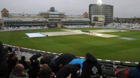 England vs West Indies second ODI abandoned