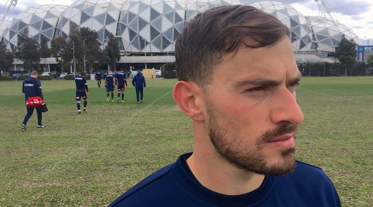 Asian World Cup playoff, James Troisi, sports news, football, Indian Express
