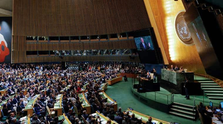 Donald trump, UNGA, United Nations, Donald trump UNGA, Trump speech, trump speech full text, Donald trump UNGA full text, United nations general assembly
