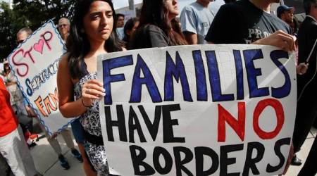 US immigrants, US immigrant children, Donald Trump, United states, Trump immigration policy, DNA of migrant kids, World news