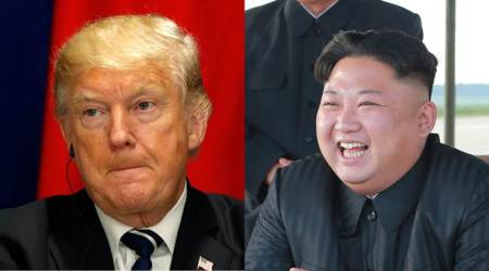 North Korea says rockets to US 'inevitable' after Donald Trump dubs Kim 'rocket man'