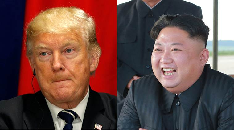 donald trump, kim jong-un, us north korea, dotard, dotar meaning, dotard trump, trump dotard meaning, north korea nuclear threat, world news, viral news, indian express