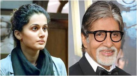 Taapsee Pannu on Amitabh Bachchan's 'all male' picture: He wouldn't have done it intentionally