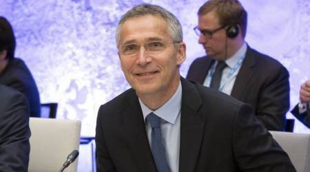 NATO chief welcomes Trump's new approach