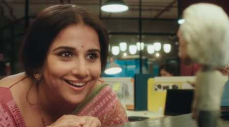 Tumhari Sulu box office collection day 7: Vidya Balan film earns Rs 19.78 crore in its first week