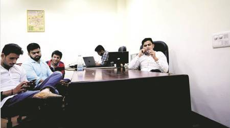 DUSU president-elect claims: Was never jailed, ABVP defamingme