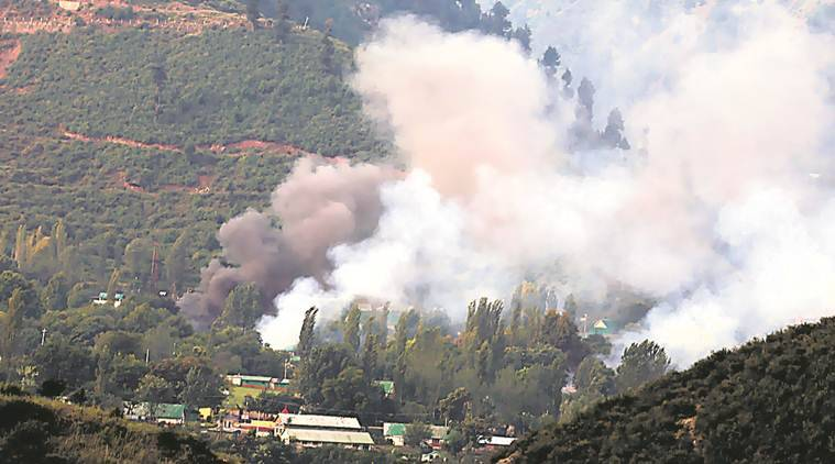 Indian soldier killed in Kashmir cross-border fire
