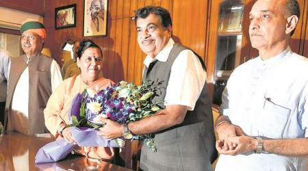 Nitin Gadkari announces task force to speed up Ganga clean-up