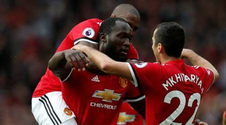 Miserable return for Wayne Rooney as Manchester United rout Everton 4-0