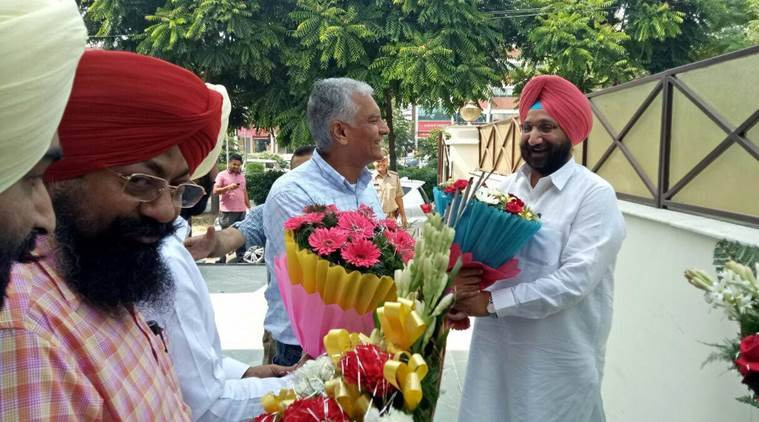 Swaran Singh Salaria Is BJP Candidate For Gurdaspur By-Election