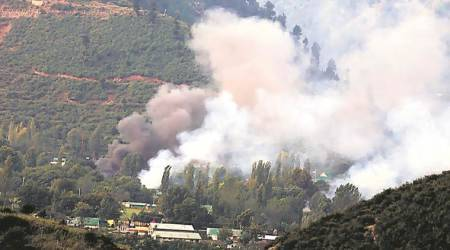 Year after Uri attack: Charred barracks, chain-linkedfences