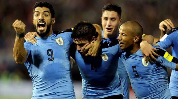 Argentina, Chile, World Cup qualifiers, FIFA, 2018 FIFA World Cup