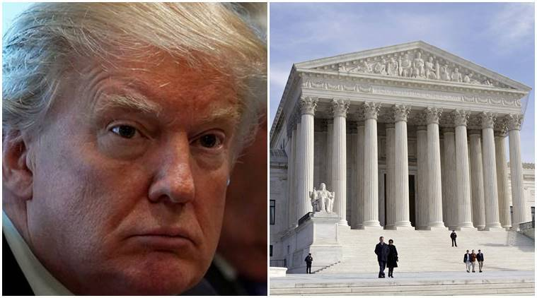 Donald Trump, ban on refugees in US, US Supreme court, US ban on refugees, Donald trump ban on refugees news, US news, World news, international news