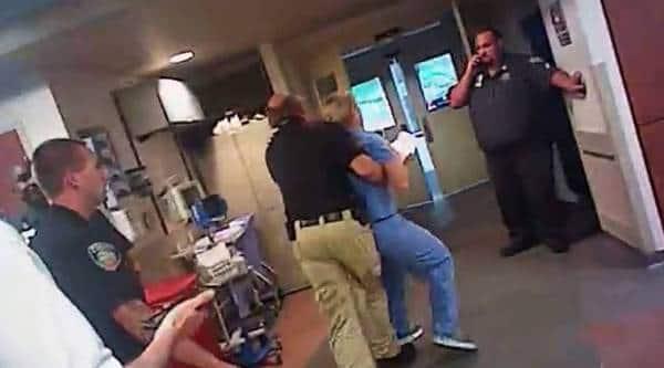 Utah nurse, Utah nurse arrested, US nurse arrested, Utah nurse blood test