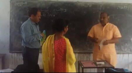 VIRAL VIDEO: Uttarakhand education minister insults teacher, but gets his own maths wrong