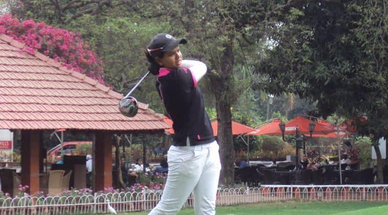 Vani Kapoor, Vani Kapoor India, Costa del Sol Open, sports news, golf, Indian Express