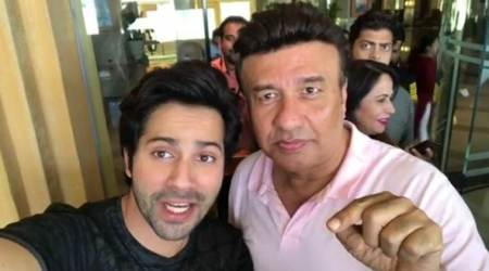 Judwaa 2: Oonchi Hai Building 2.0 happened when Varun Dhawan bumped into Anu Malik, watch video