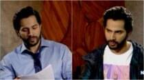 Varun Dhawan is the reason behind his own tears and we can't stop laughing. Here's why