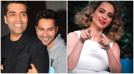 Varun Dhawan on nepotism comment against Karan Johar: Kangana Ranaut is right